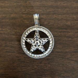Jewelry - Lone star western necklace pendant
